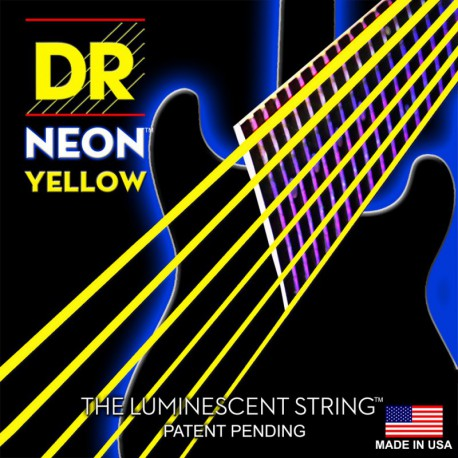 DR Strings NYE7-10 7 String Medium