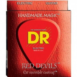 DR Strings Red Devils RDE10 Medium