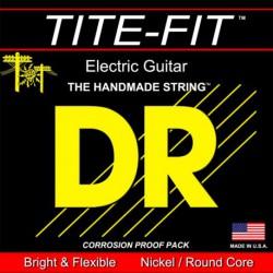 DR Strings Tite Fit TF8/10 8 String Medium