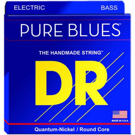 DR Strings Pure Blues PB5-125 Medium 5's