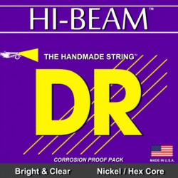 DR Strings HiBeam MTR10 Medium