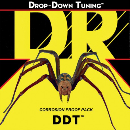DR Strings DDT7-11 7 String Med Heavy